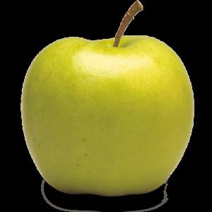 CrispinGreenish-yellow skin with blush; white flesh; tart to sweet taste; firm. Ideal for eating fresh or baking.