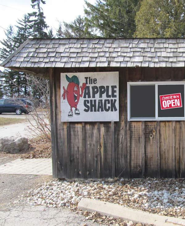 The Apple Shack